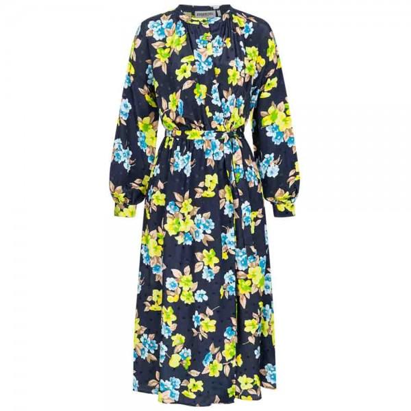 Kleid VELODIE LONG aus Seide