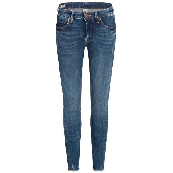 Skinny-Jeans JENNIE in mittelblau
