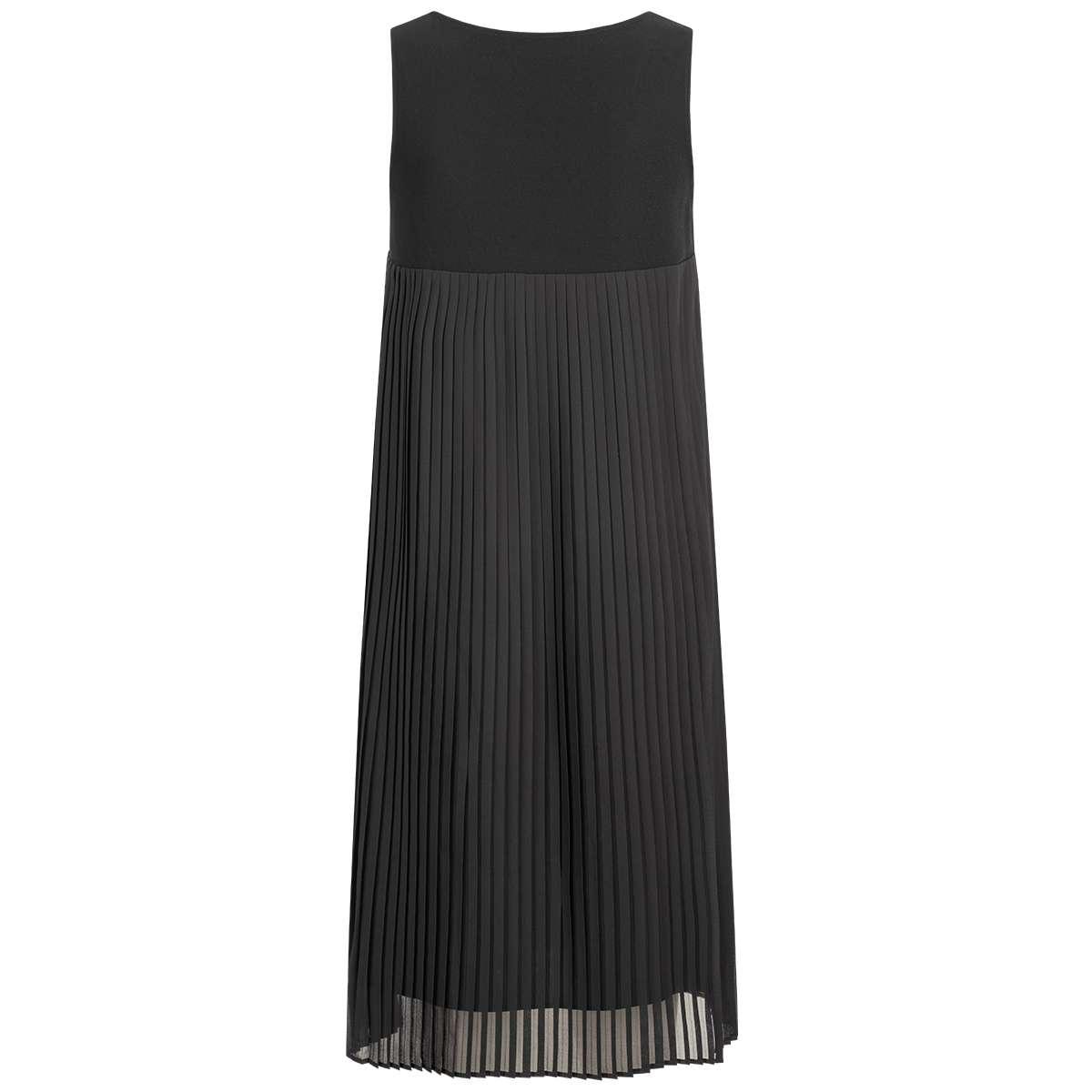Plissee-Kleid ohne Ärmel | Kleider | KLEIDUNG | Henne Fashion