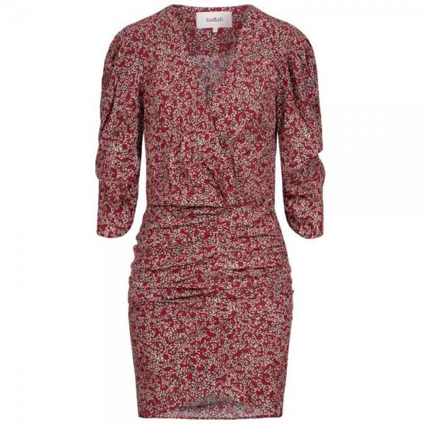 Kleid ROBE CRYSTAL aus Viskose