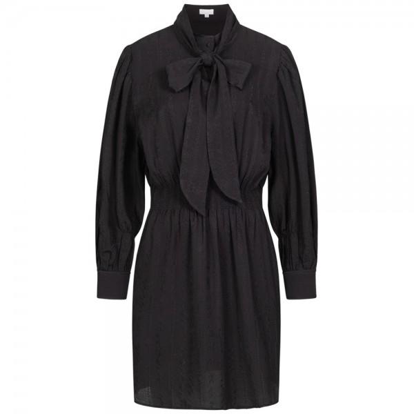 Kleid DARYL EMBROIDERY STRIPES aus Viskose