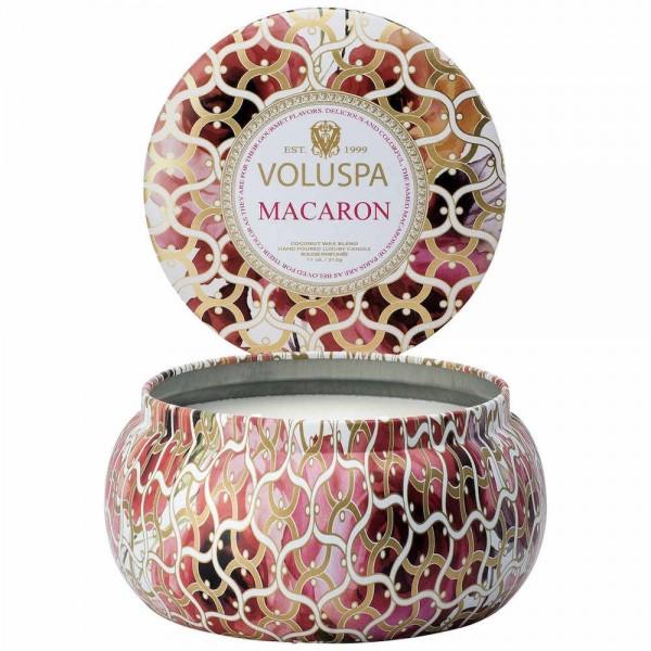 2-Wick Maison Tin Candle MACARON