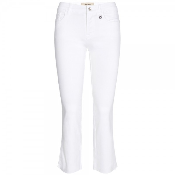 Jeans ASHLEY WHITE CROPPED