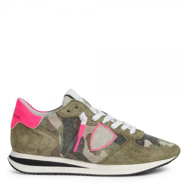 Sneaker TROPEZ Camouflage