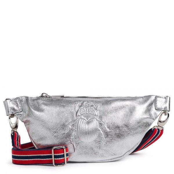 Belt Bag SCARAB SILVER