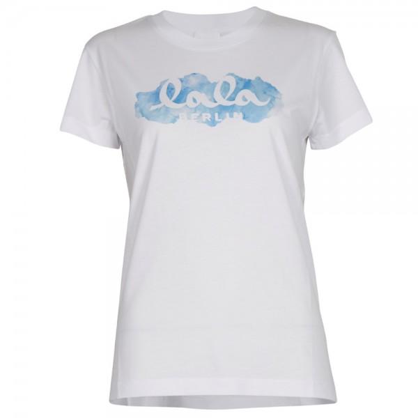 T-Shirt CARA AQUARELLE BLUE