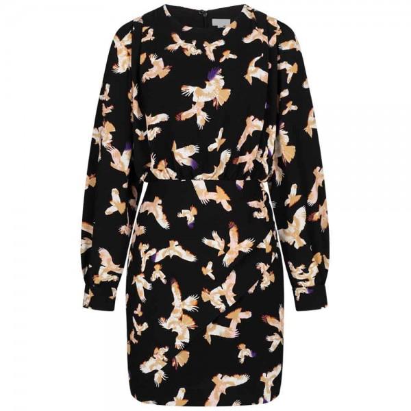 Mini-Kleid DANNI mit Falcon-Print