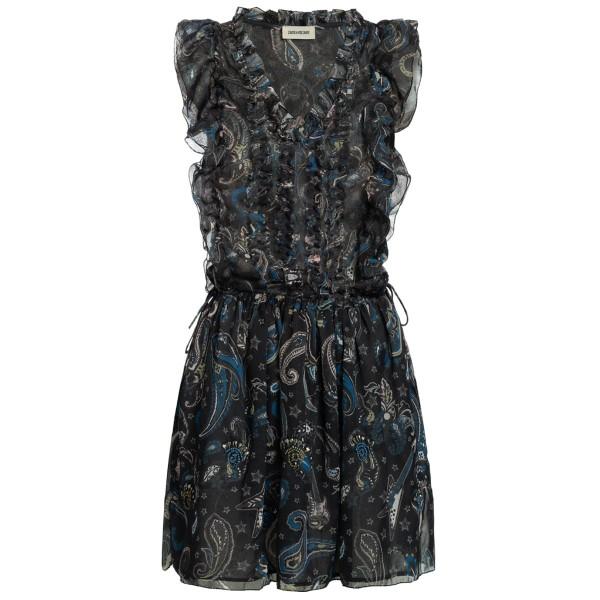Kleid RIMANA mit Paisley-Print