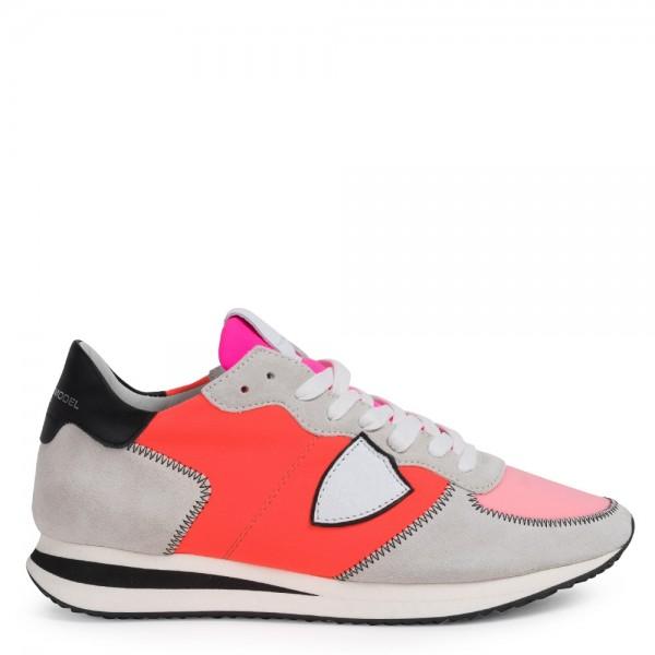 Sneaker TROPEZ Mondial Zag Rose