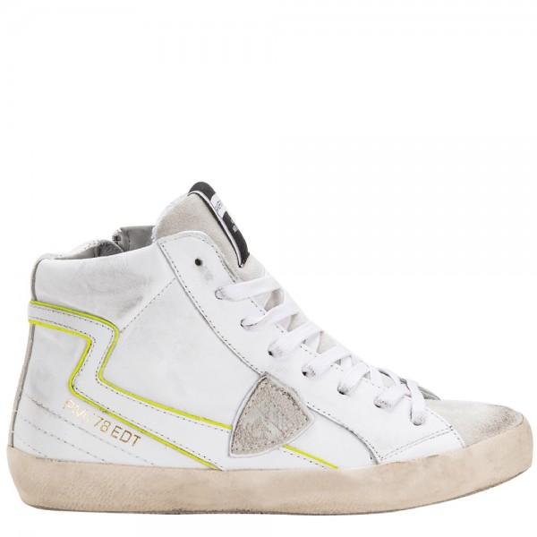 Sneaker PARIS HIGH BLANC