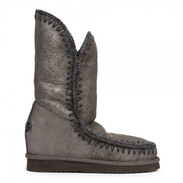 Boots ESKIMO INNER WEDGE TALL mit Schaffellfutter