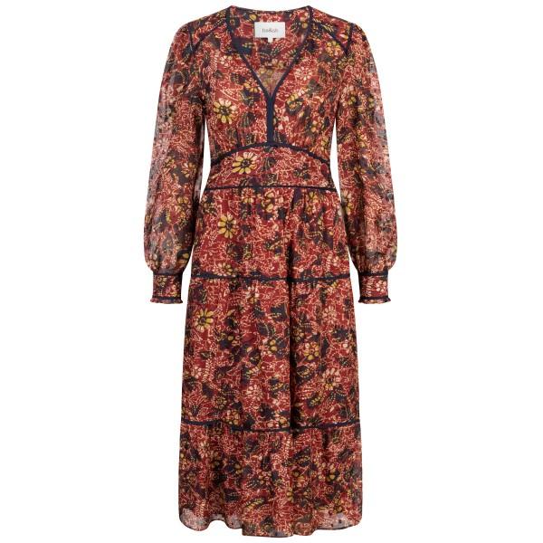Kleid GIGI mit floralem Print