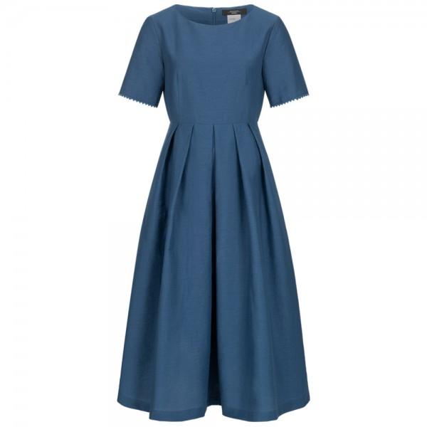 Kleid EDERE mit Leinen