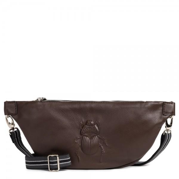 Belt Bag SCARAB CHOCO