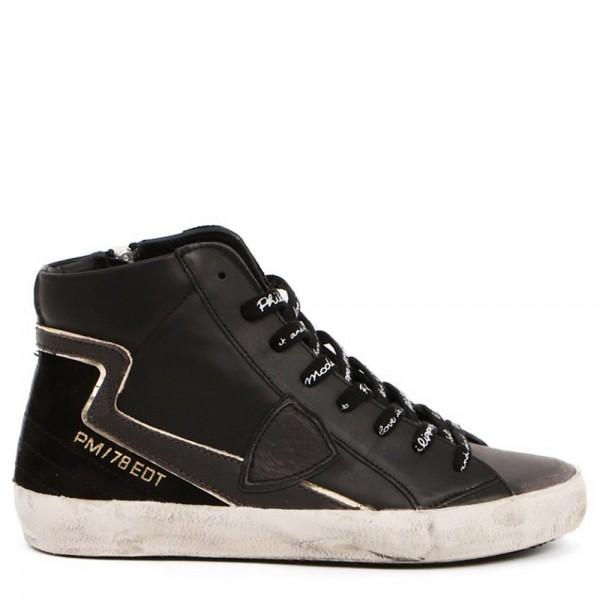Sneaker PARIS HIGH NOIR