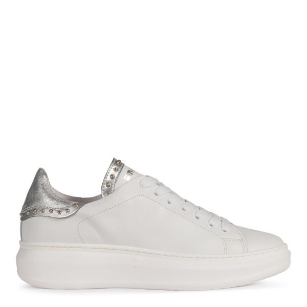 Sneaker GALAXY BIANCO NO 1342 mit Plateausohle