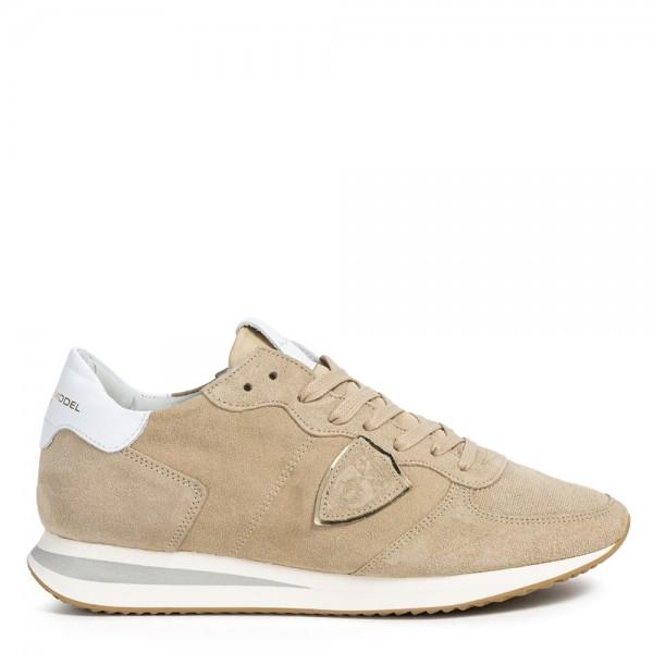 Sneaker TROPEZ Daim Beige