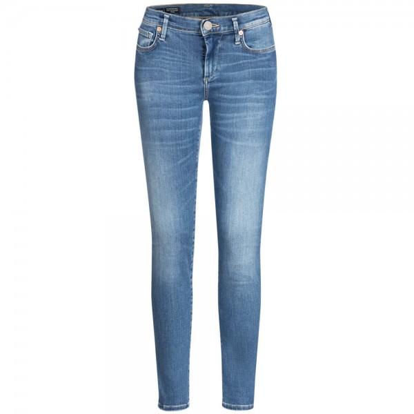 Jeans HALLE MID RISE SUPER SKINNY