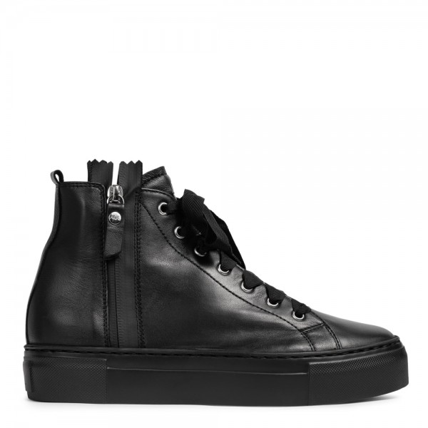 Sneaker SOFTY VANDANA aus Leder