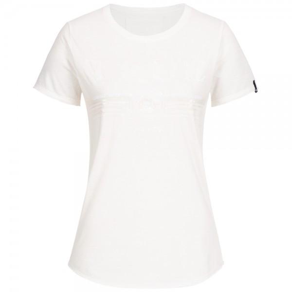 Shirt CREW SEQUIN mit Paillettenbesatz