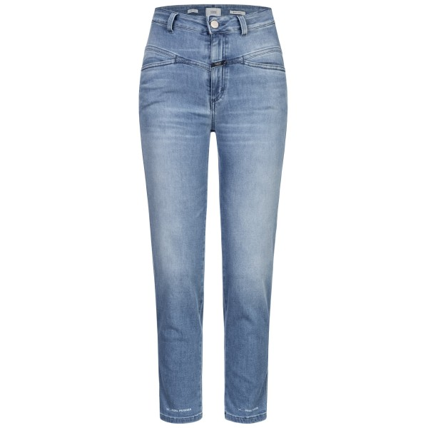 Closed Jeans Pedal Pusher Mid Blue Front