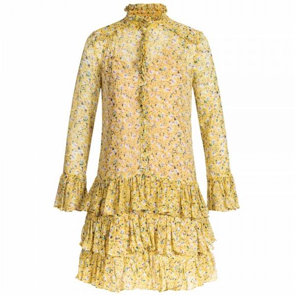 Floral gemustertes Kleid REBBIE ANEMONE