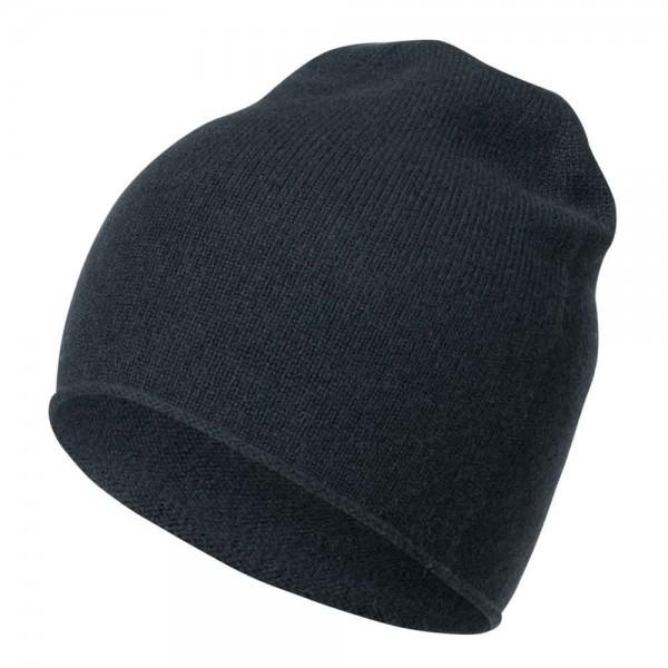 Mütze MADISON aus Cashmere mit Rollkante