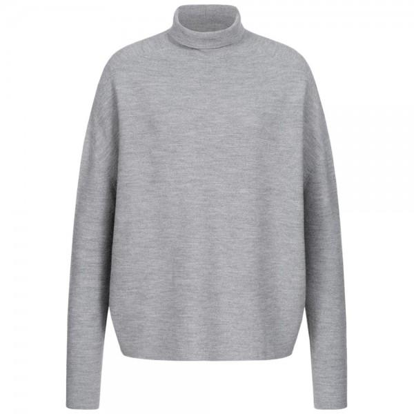 Rollkragen-Pullover LIORA aus Wolle