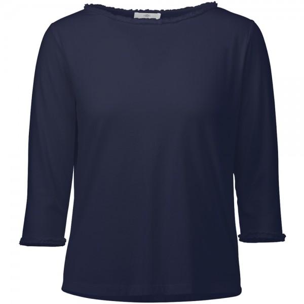 Shirt mit Rüschendetails