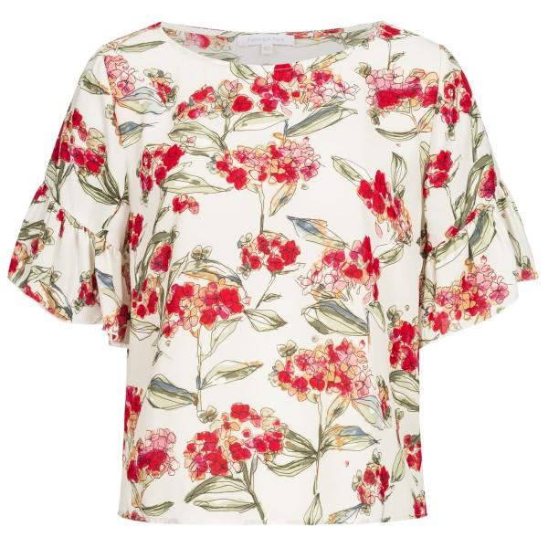 Blusenshirt mit Flowerprint