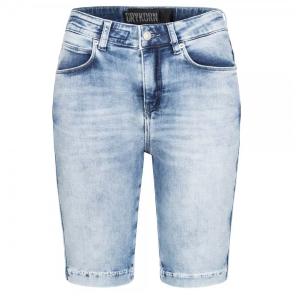 Jeans-Shorts DRY im Used-Style