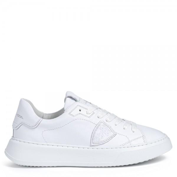 Sneaker TEMPLE Blanc