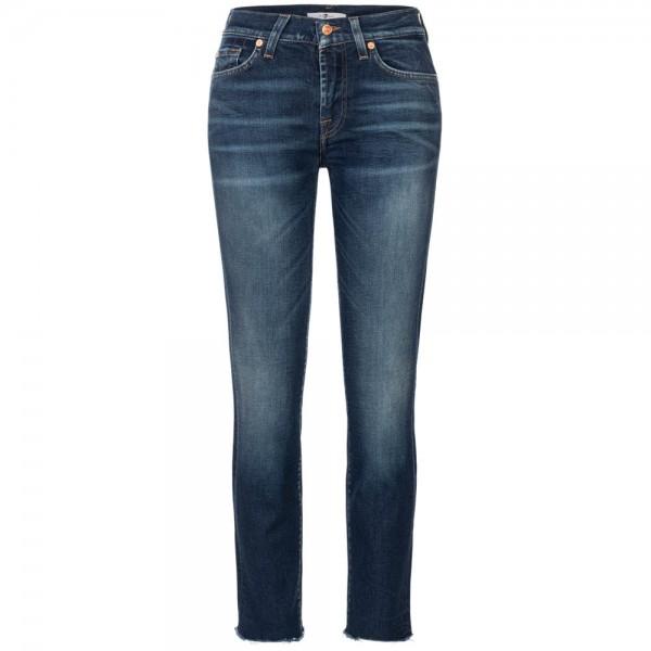 Jeans MID RISE CROP EN ROUTE