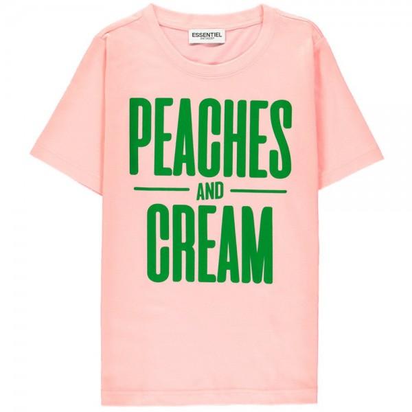 Shirt VLOGAN mit MESSAGE PRINT aus Baumwolle